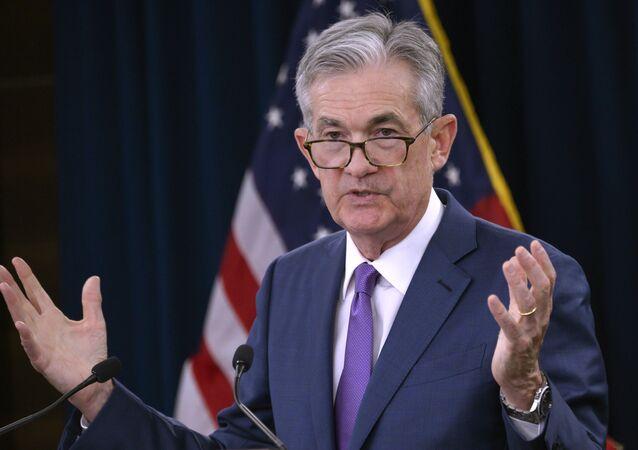 El gobernador de la Reserva Federal, Jerome Powell