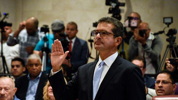Pedro Pierluisi, sucesor del gobernador de Puerto Rico - Sputnik Mundo
