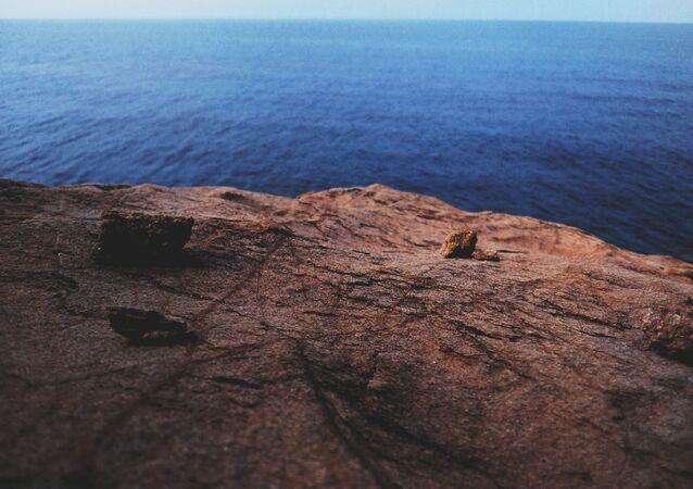 Un acantilado (imagen referencial)