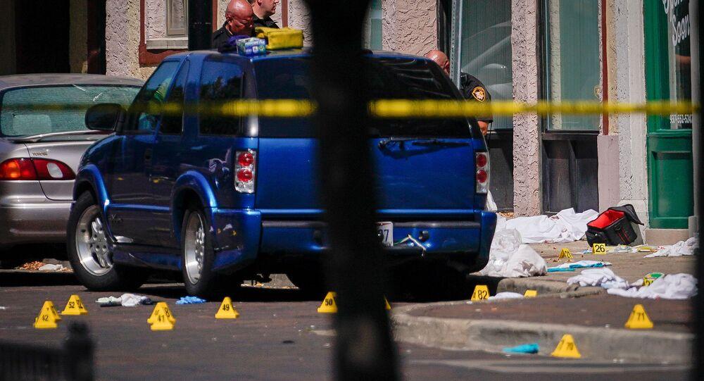 Consecuencias del tiroteo de Dayton (estado de Ohio), el 4 de agosto de 2019