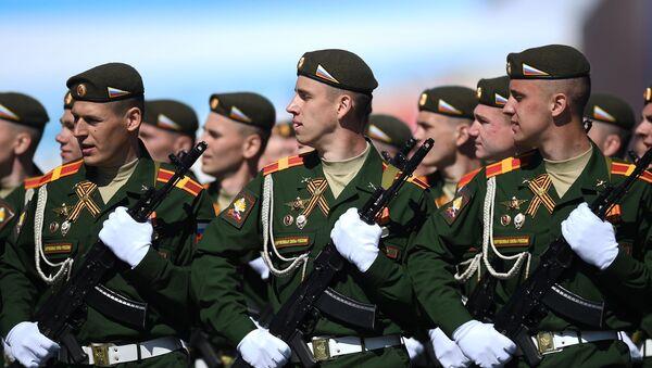 Los soldados de Rusia  - Sputnik Mundo