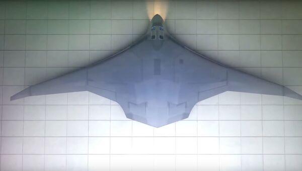 Bombardero ruso PAK DA - Sputnik Mundo