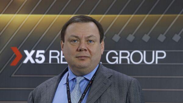 Mijaíl Fridman, empresario ruso  - Sputnik Mundo
