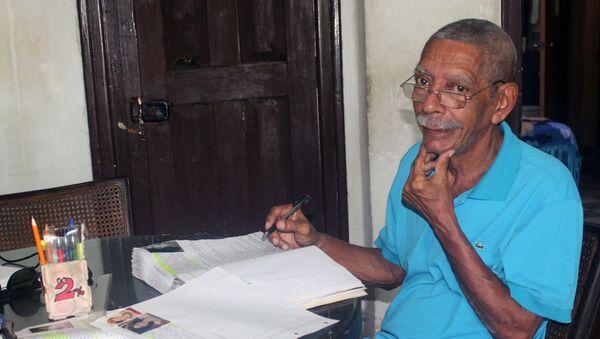 Luis Medina, el cubano que construye una Wikipedia cinematográfica a mano - Sputnik Mundo