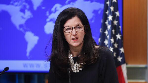 Kimberly Breier, ex subsecretaria de Estado de EEUU para el hemisferio occidental - Sputnik Mundo