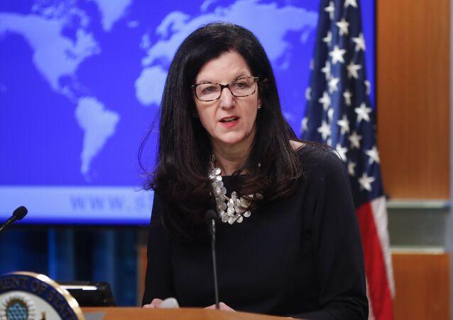 Kimberly Breier, ex subsecretaria de Estado de EEUU para el hemisferio occidental