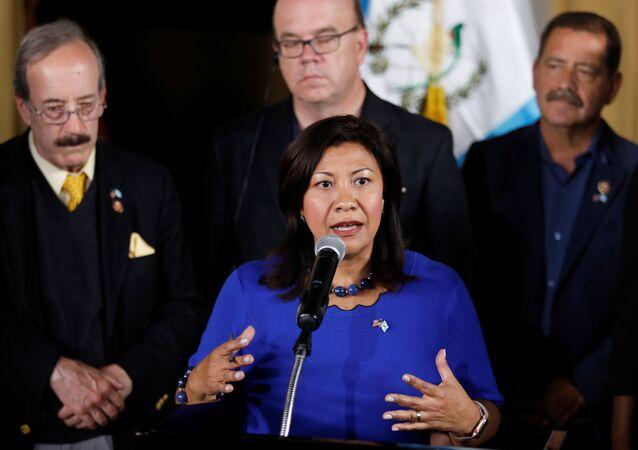 Norma Torres, congresista estadounidense