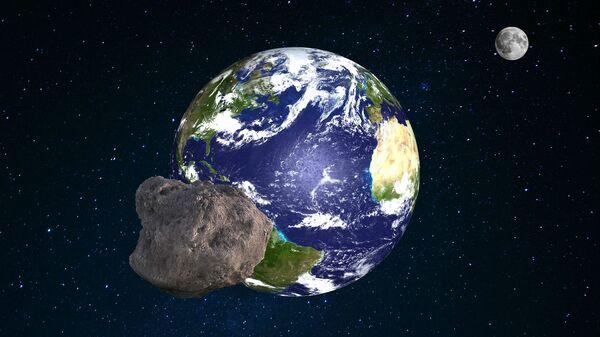 Un asteroide se acerca a la Tierra - Sputnik Mundo