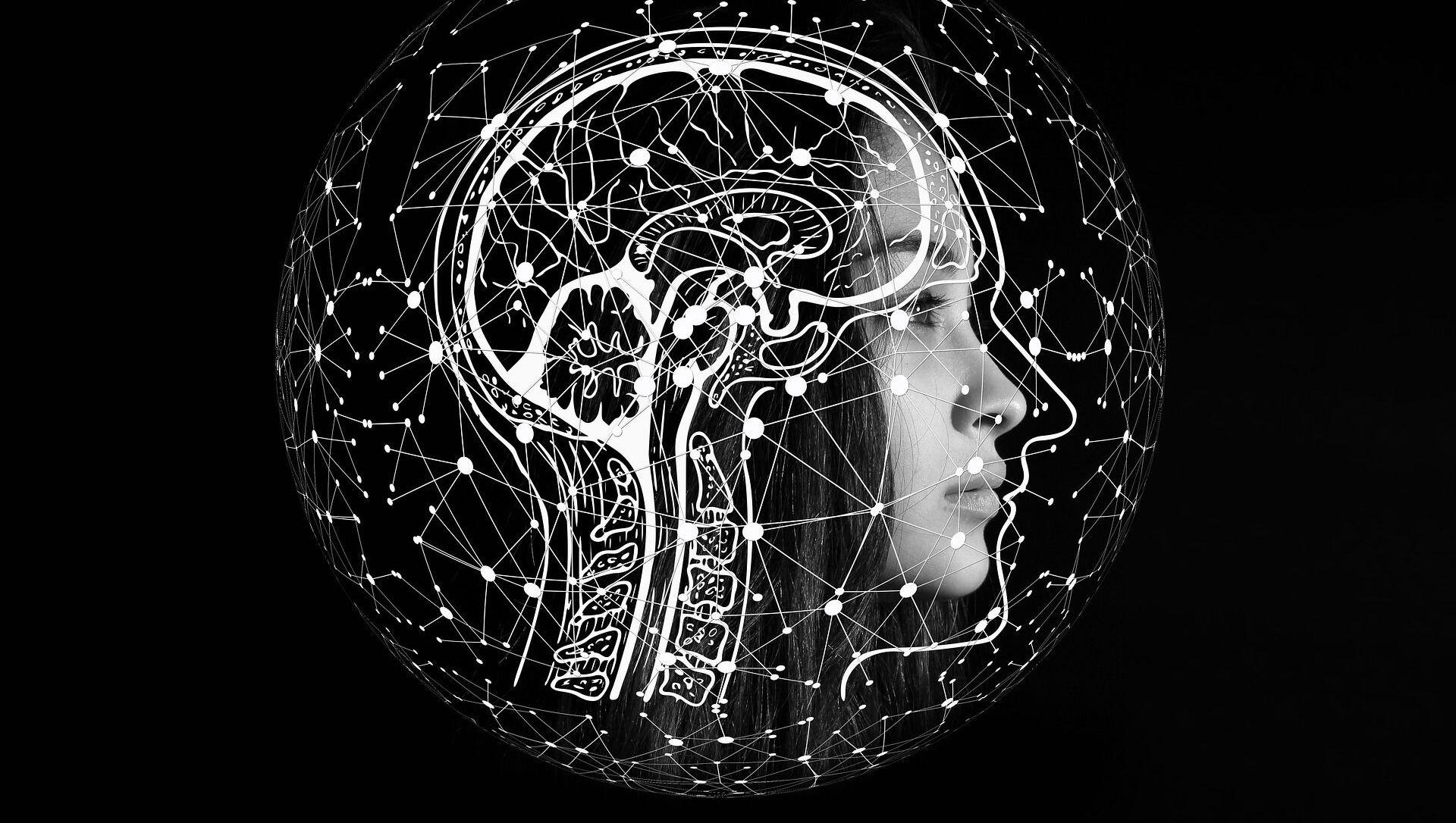 Un cerebro - Sputnik Mundo, 1920, 10.08.2019