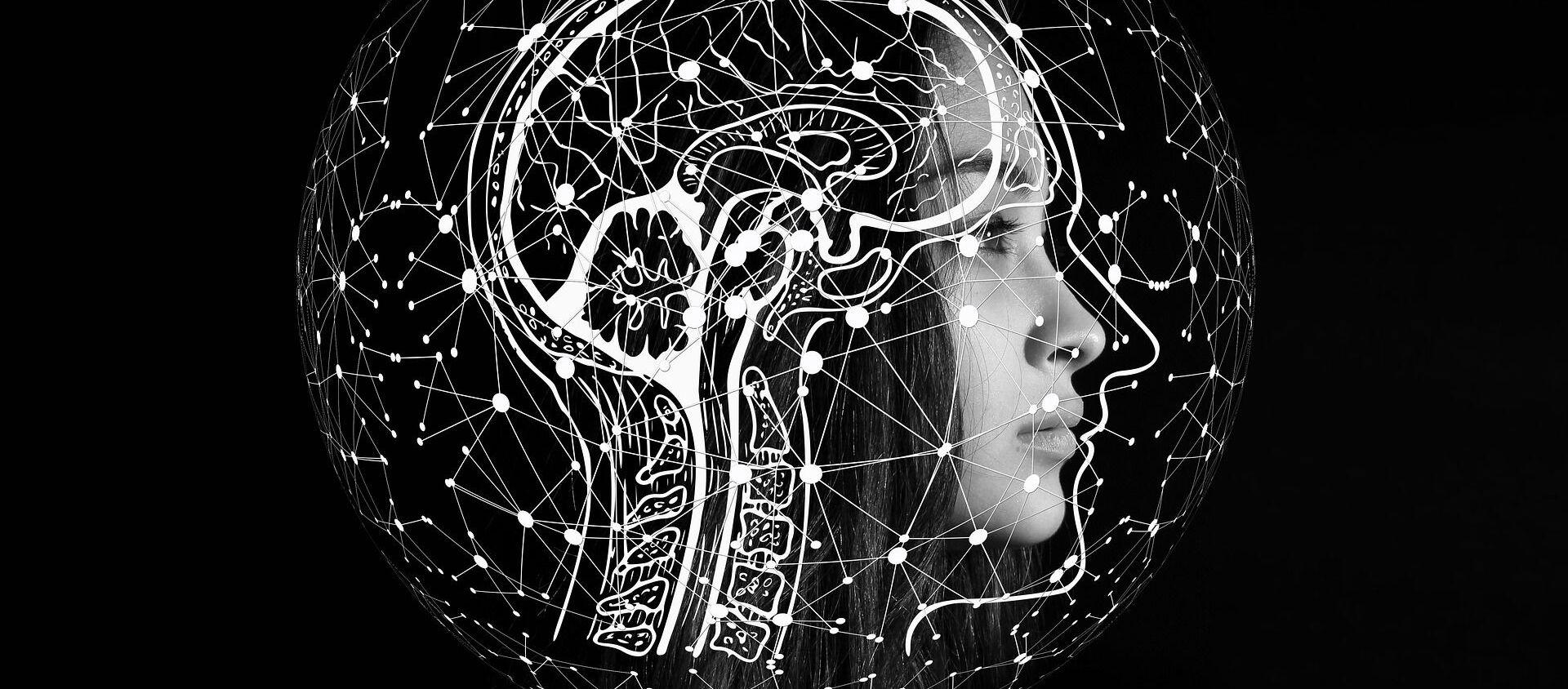 Un cerebro - Sputnik Mundo, 1920, 09.02.2021