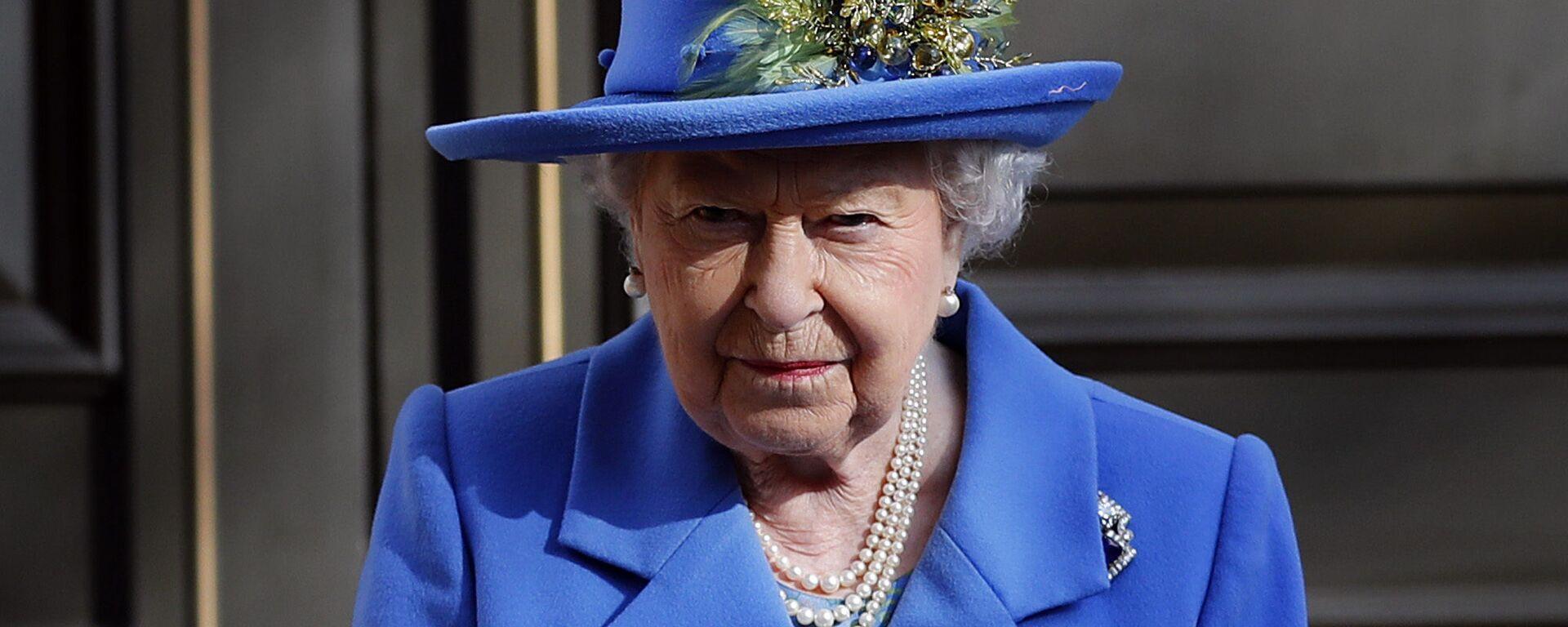La reina británica, Isabel II - Sputnik Mundo, 1920, 05.11.2019