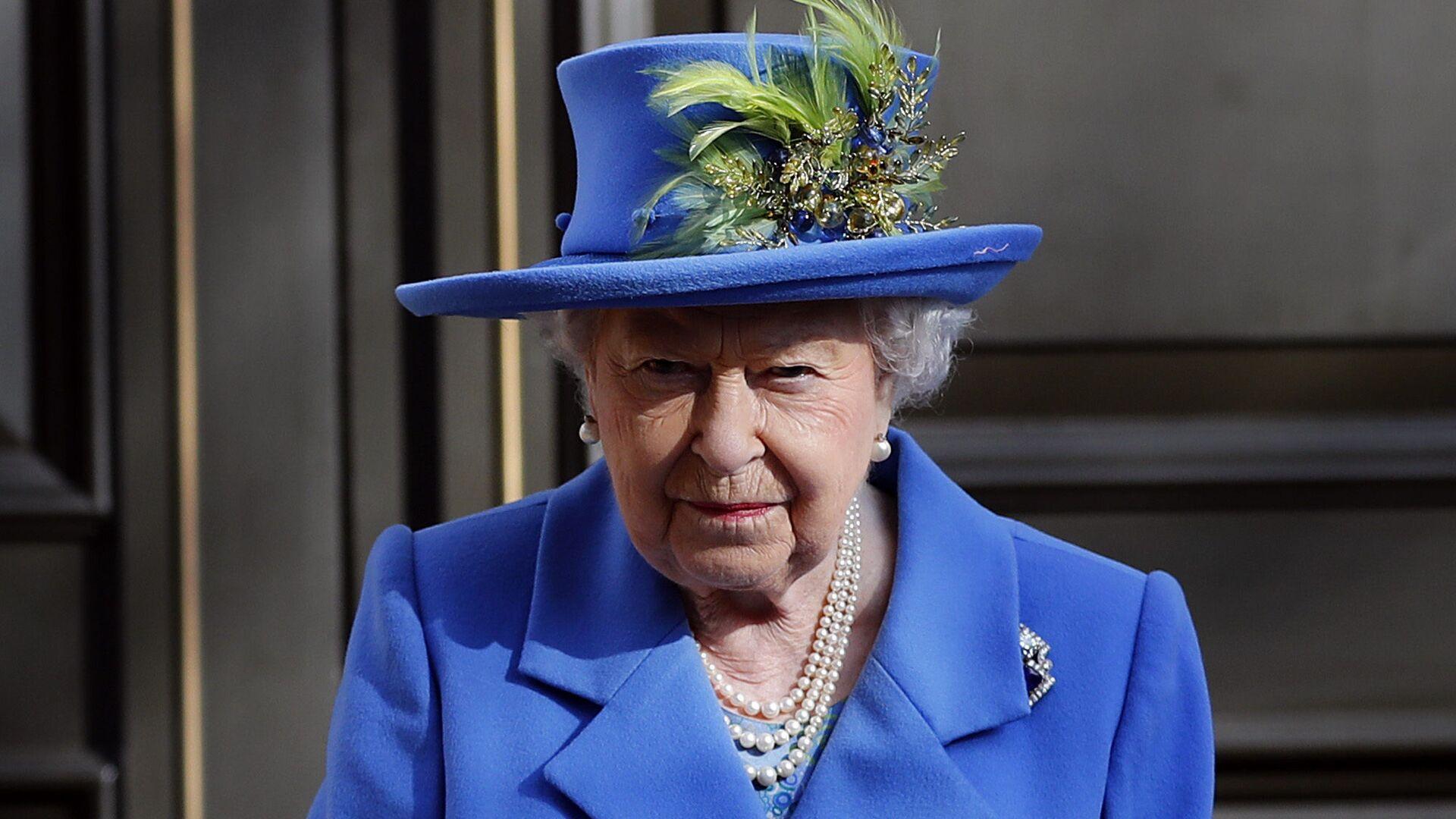 La reina británica, Isabel II - Sputnik Mundo, 1920, 27.08.2020