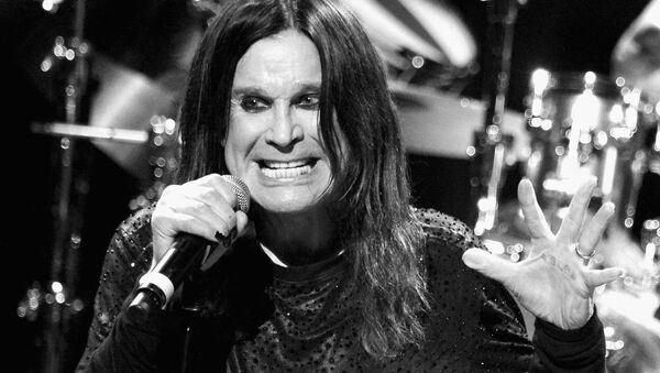 Ozzy Osbourne, cantante británico - Sputnik Mundo
