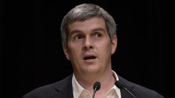 Marcos Peña, jefe del Gabinete de Ministros de Argentina - Sputnik Mundo