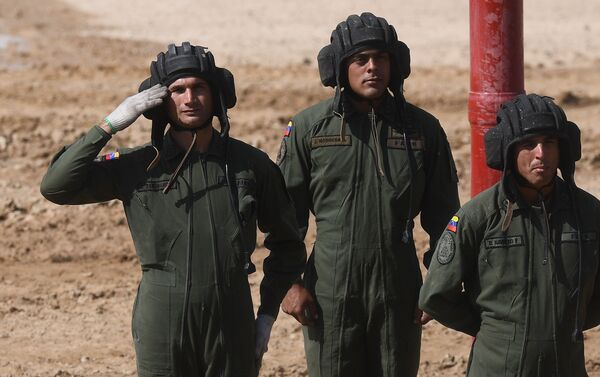 Los militares venezolanos en los Army Games 2019 - Sputnik Mundo