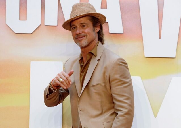 Brad Pitt, actor hollywoodense