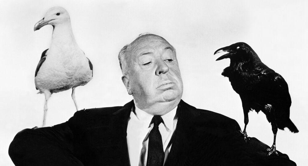 Alfred Hitchcock, director británico
