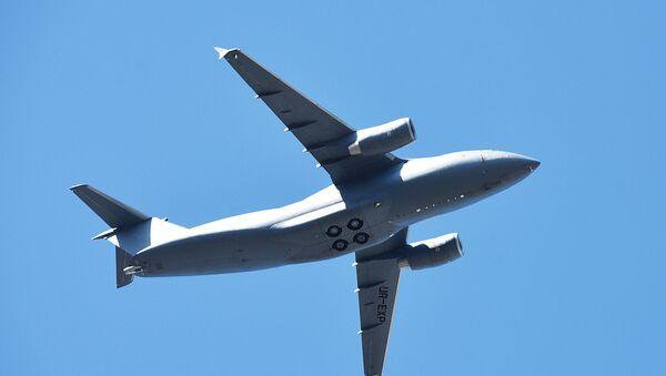 Avión ucraniano An-178 - Sputnik Mundo