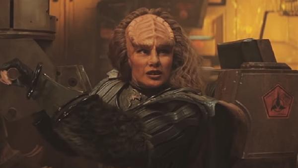 Barbara March en 'Star Trek' - Sputnik Mundo