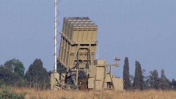 Cúpula de Hierro en Israel - Sputnik Mundo