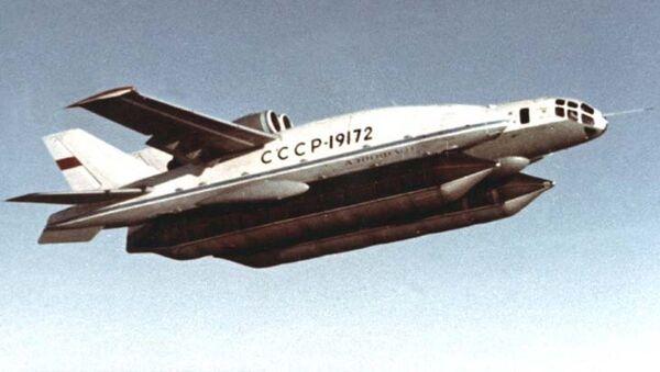 El avión soviético VVA-14 - Sputnik Mundo
