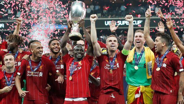 Liverpool gana la Supercopa de Europa 2019 - Sputnik Mundo