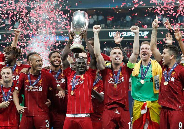 Liverpool gana la Supercopa de Europa 2019