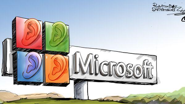Microsoft es 'todo oídos' y escucha tus llamadas de Skype - Sputnik Mundo