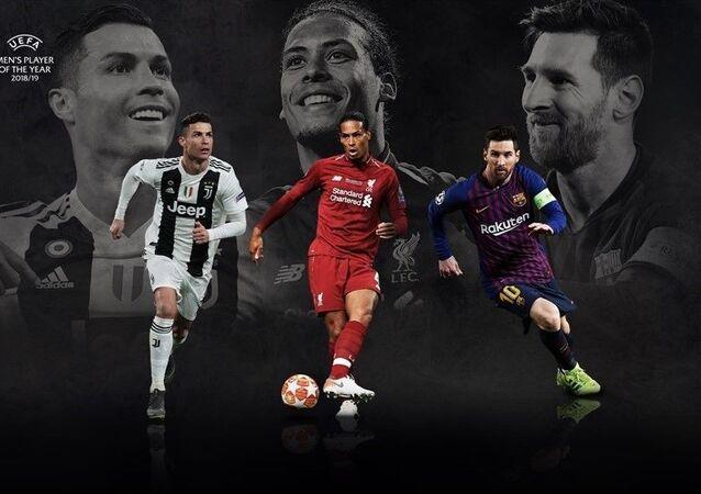 Los nominados al premio al mejor jugador de la temporada 2018-2019