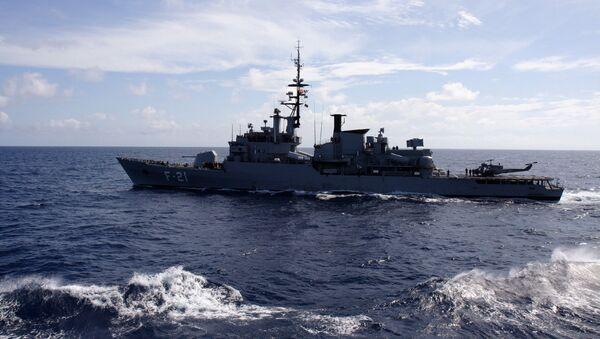 Fragata de la Armada Venezolana - Sputnik Mundo