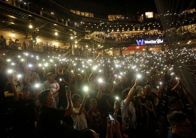 Ceremonia luctuosa en El Paso