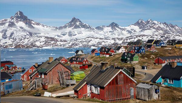 Tasiilaq, Groenlandia - Sputnik Mundo