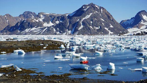 La isla de Groenlandia - Sputnik Mundo