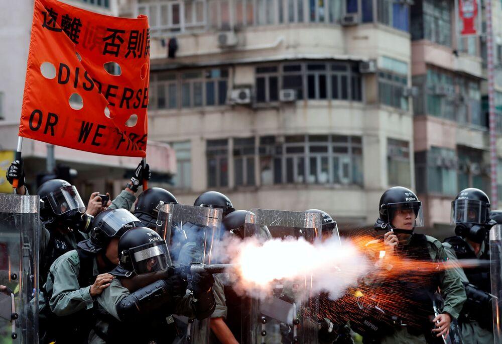 Modelos, protestas y presidentes en moto: estas son las imágenes de la semana