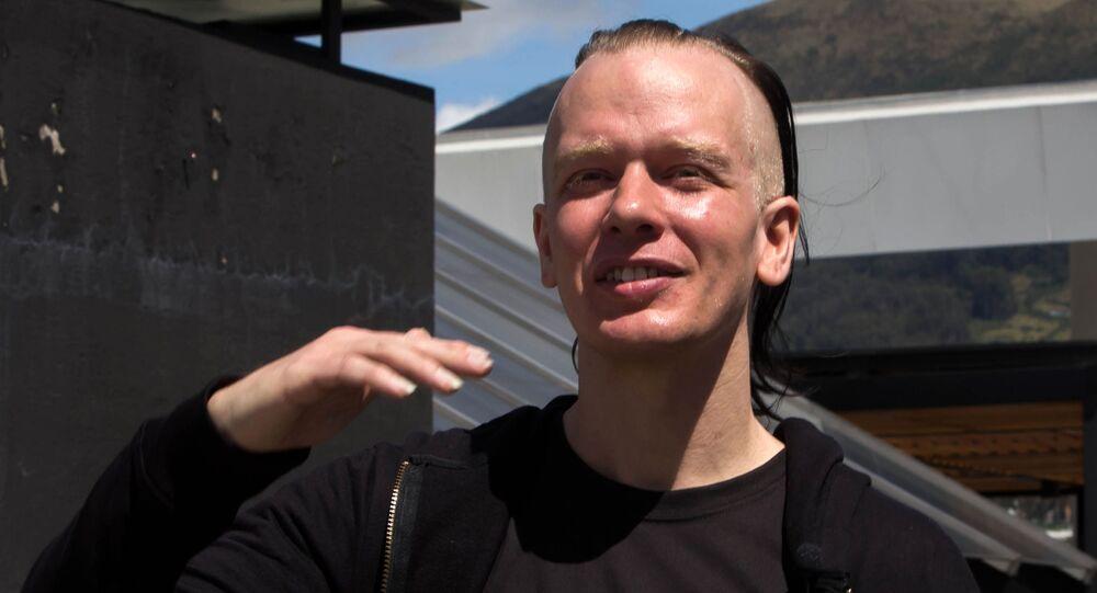 Ola Bini, programador sueco