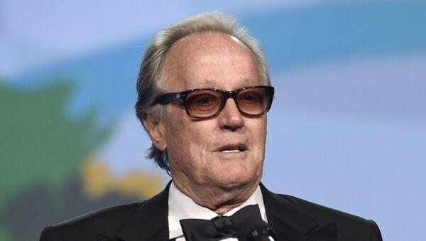Peter Fonda, actor estadounidense - Sputnik Mundo