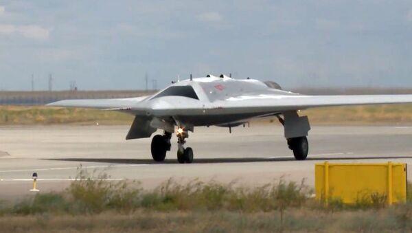 Dron ruso Ojotnik - Sputnik Mundo