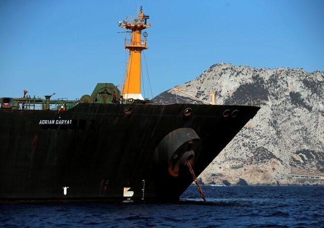 Petrolero iraní Adrian Darya 1 (Grace 1)