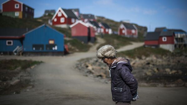 Groenlandia - Sputnik Mundo