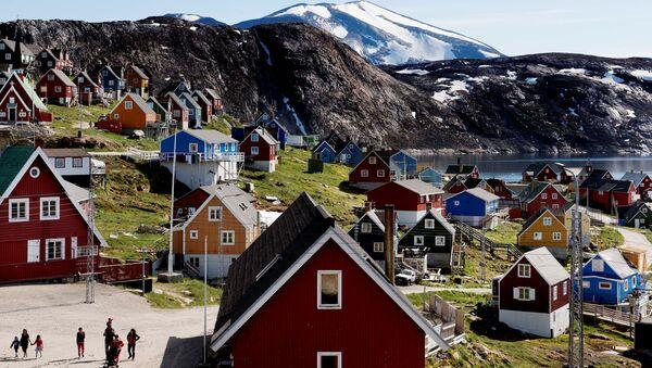 Upernavik, Groenlandia - Sputnik Mundo