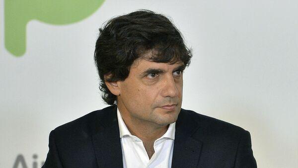Hernán Lacunza, nuevo ministro de Hacienda de Argentina - Sputnik Mundo