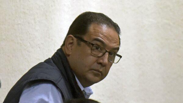Sammy Morales, hermano del presidente de Guatemala, Jimmy Morales - Sputnik Mundo