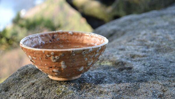 Una vasija cerámica - Sputnik Mundo