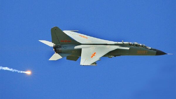 Xian JH-7A (archivo) - Sputnik Mundo