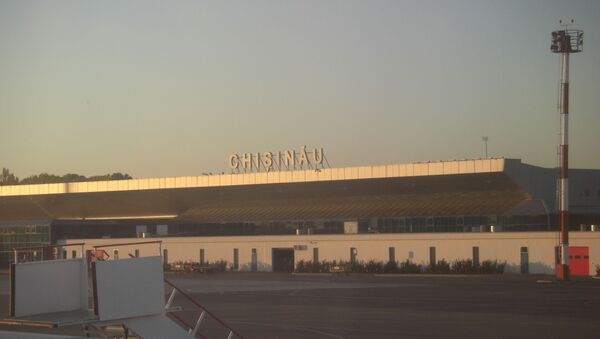 El aeropuerto de Chisinau - Sputnik Mundo