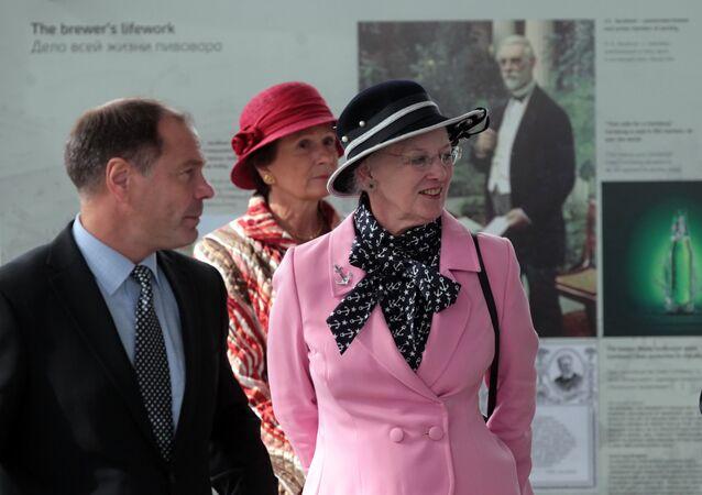 Margarita II, reina de Dinamarca