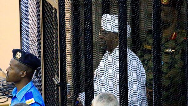 El juicio contra el expresidente sudanés Omar Bashir - Sputnik Mundo