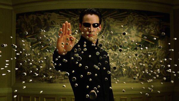 Keanu Reeves en Matrix - Sputnik Mundo