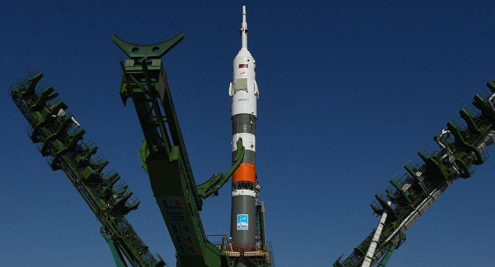El cohete Soyuz-2.1a