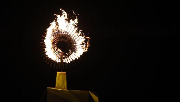 Clausura de los Panamericanos en Lima (Archivo) - Sputnik Mundo